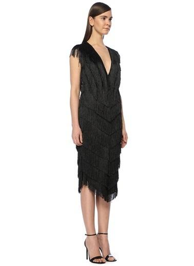 Lavısh Alıce Kokteyl Elbise Siyah